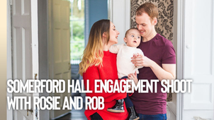 Somerford Hall Engagement Shoot