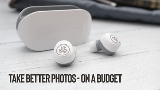 Creating Quality Photos on a budget