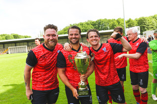 Charity Football Match - Balls to Cancer