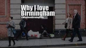 Birmingham. The place I was born.