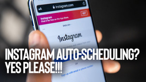Instagram finally allow scheduling on 3rd party platforms
