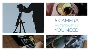 5 Camera accessories you NEED to ask for this Christmas