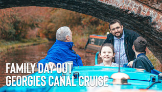 Dayboat hire with Georgies Canal Cruises