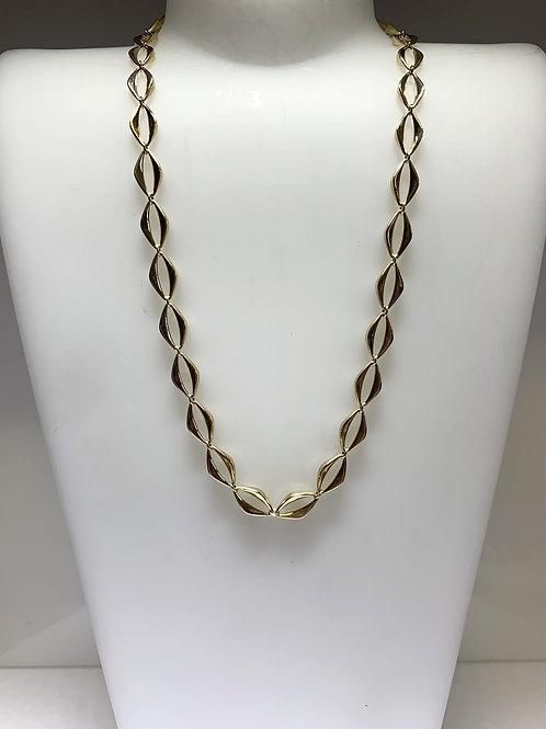 9ct yellow Gold necklet