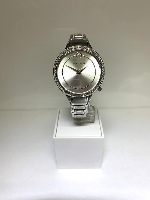 Ladies accurist bracelet watch
