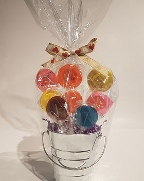 Small Lollipop Arrangement