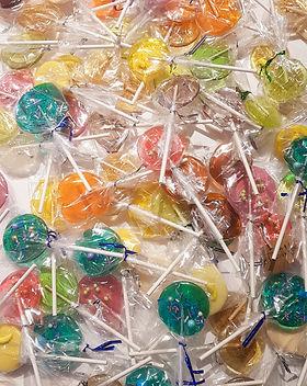 Free Pour Lollipops