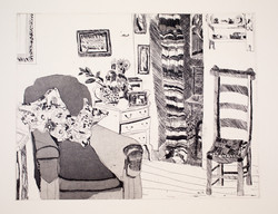 Room With Arm Chair