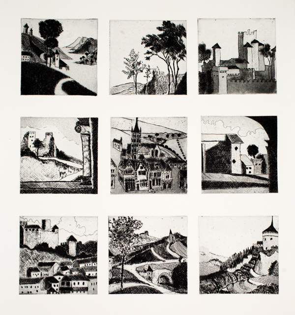 Nine Renaissance Landscapes