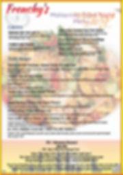 frenchy's malaysian food night menu web