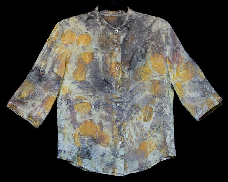 Eucalyptus blouse