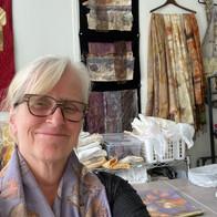 Tracy in studio