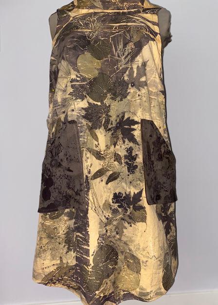 Japanese wrap apron