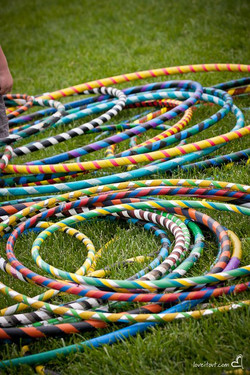 Handcrafted Hoops