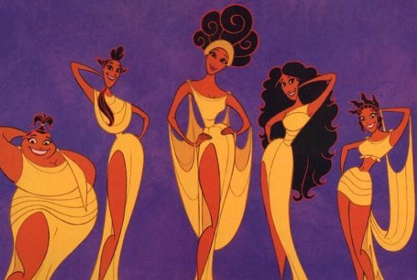Thalia, far left. Source: