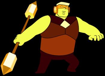 Topaz, Source: Steven Universe Wiki