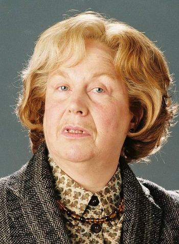 Marjorie Dursley, Source: Harry Potter Wikia