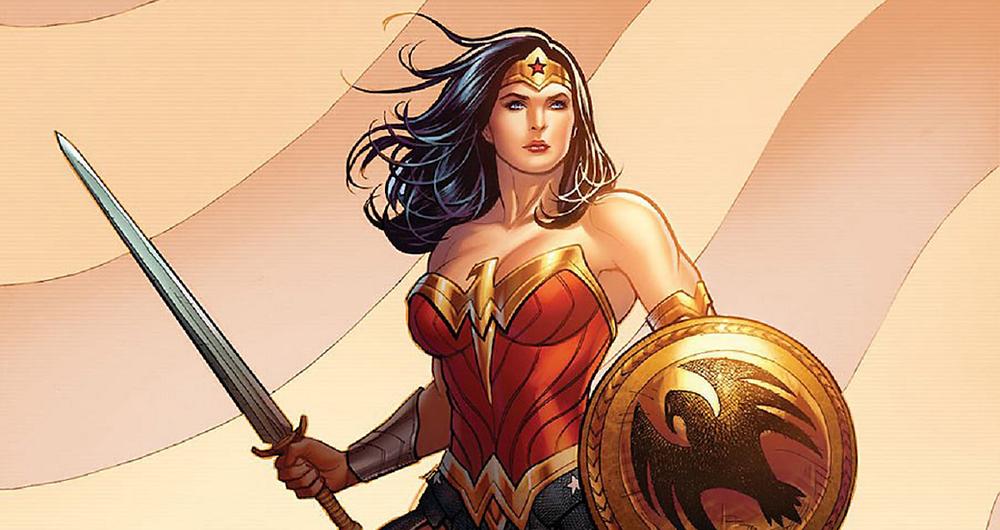 Wonder Woman, DC Rebirth. Source: Comics Beat