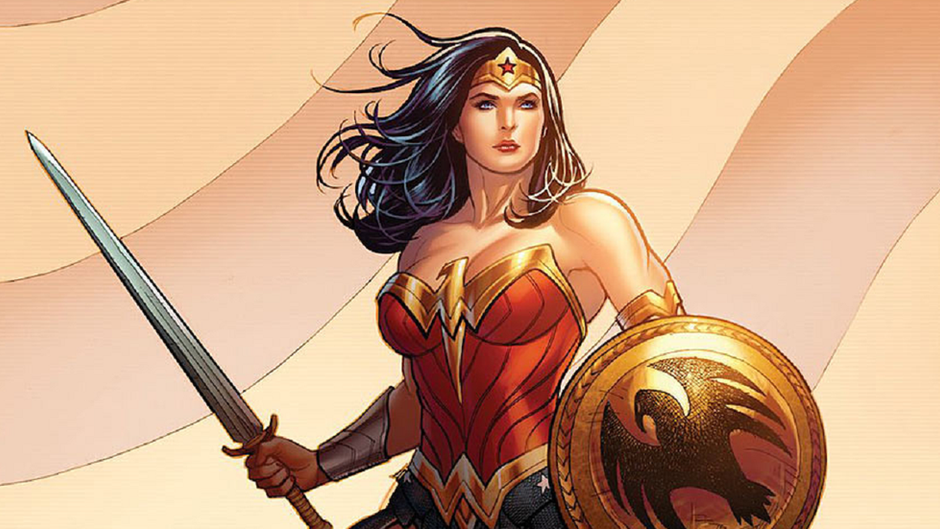 Superheroines vs. Women's Bodies