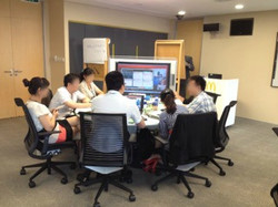 Team Building in Shanghai, China