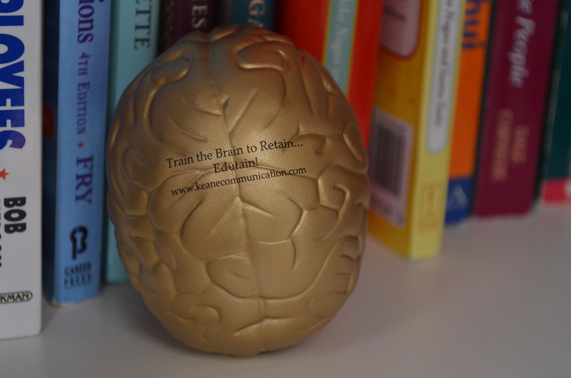 Train the Brain to Retain... Edutain