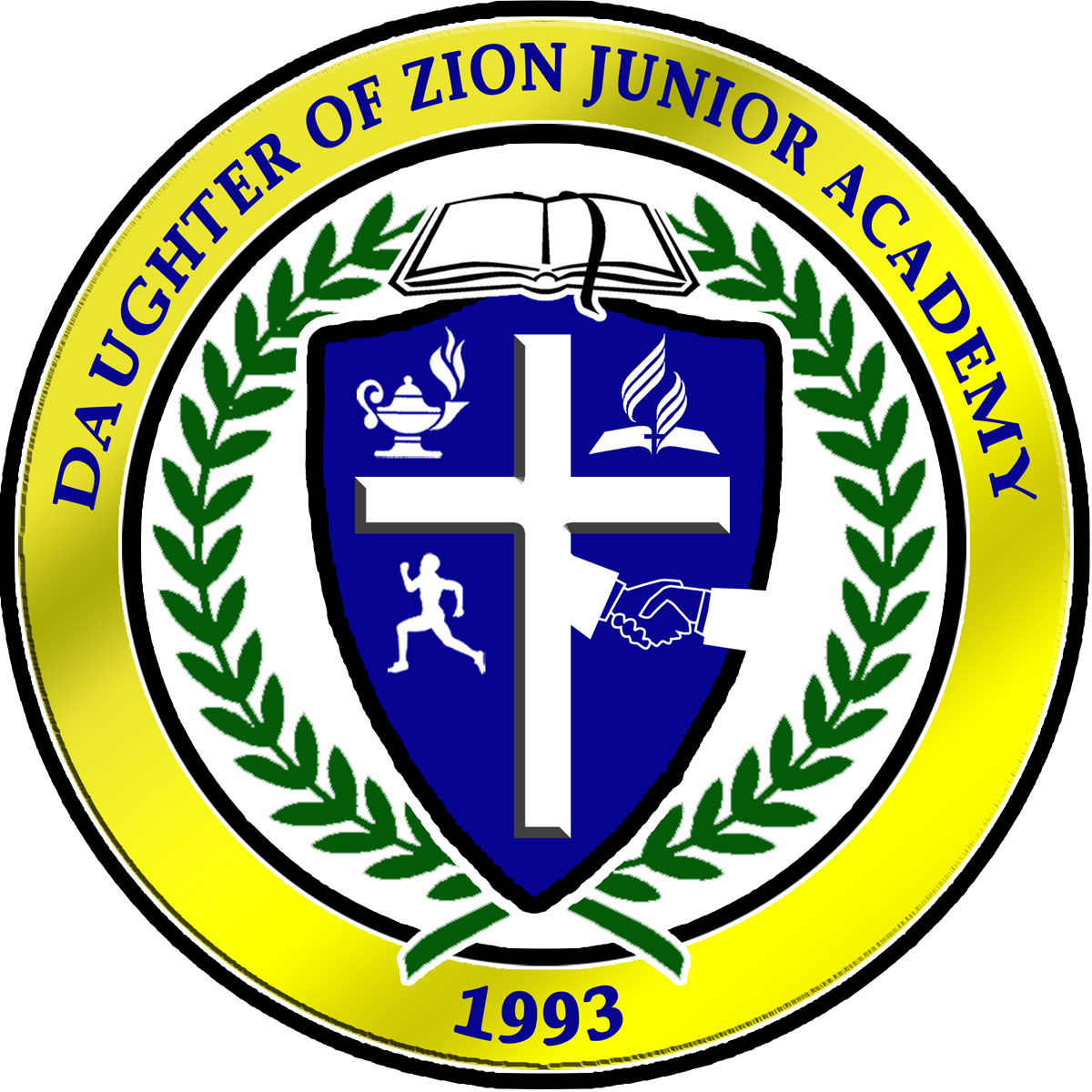 school logo color