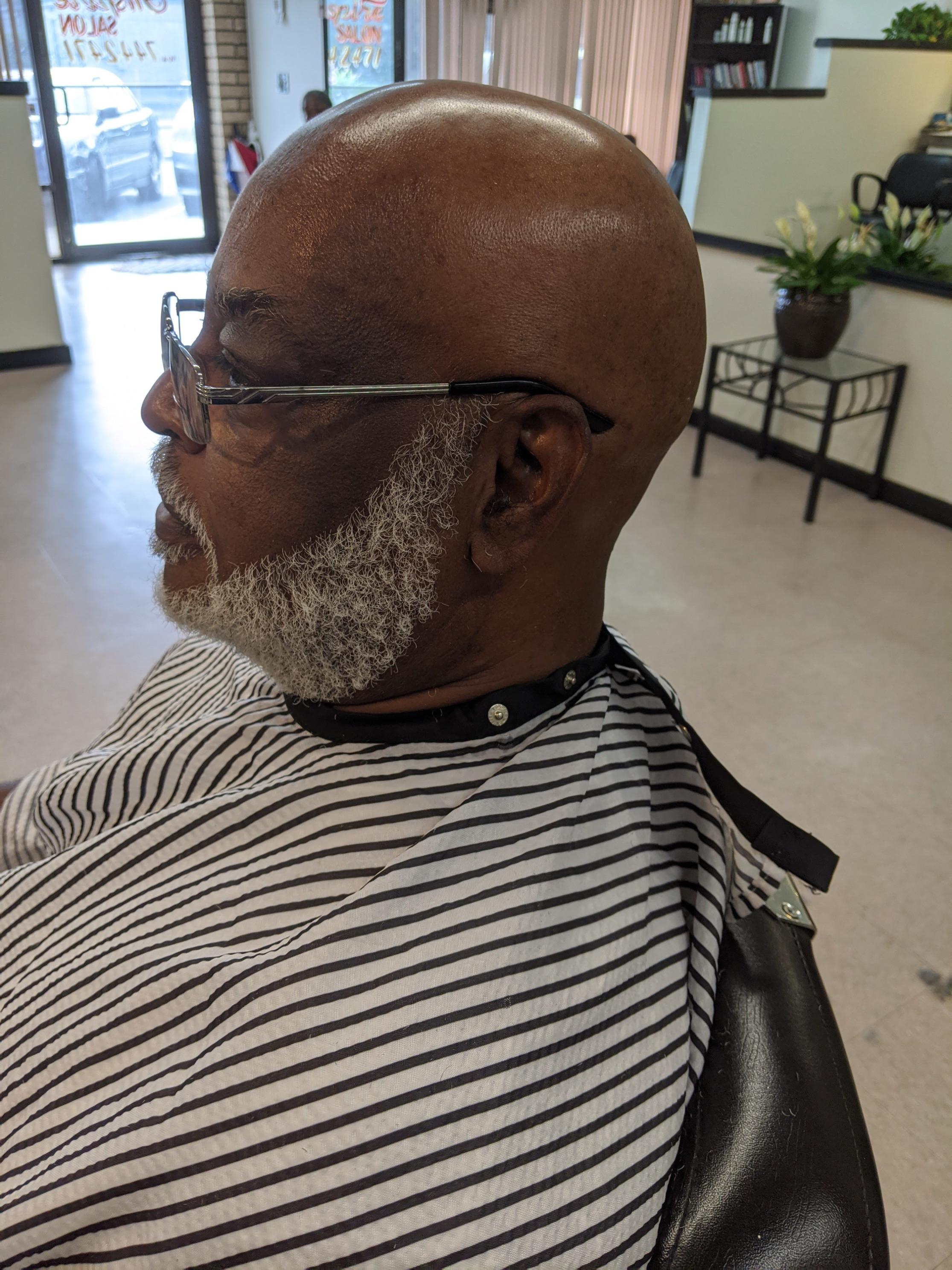 Bald Shave
