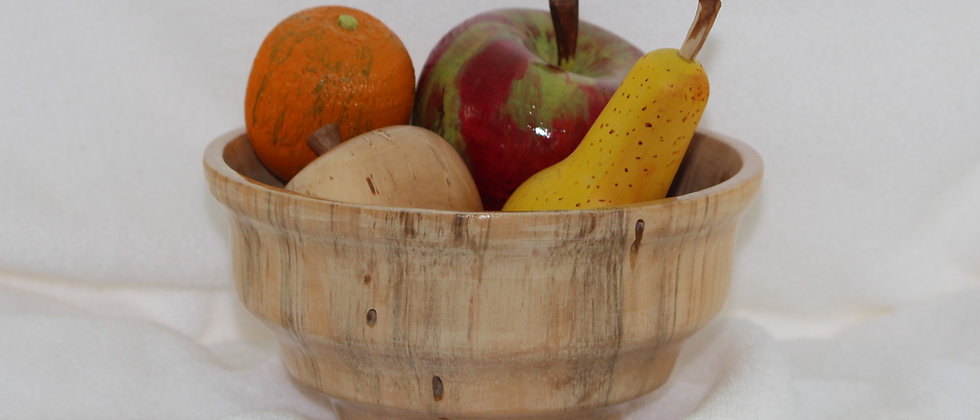 Plat  - Pin sans fruits