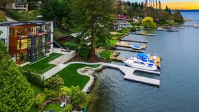Mercer Island / Sold for $5,500,000