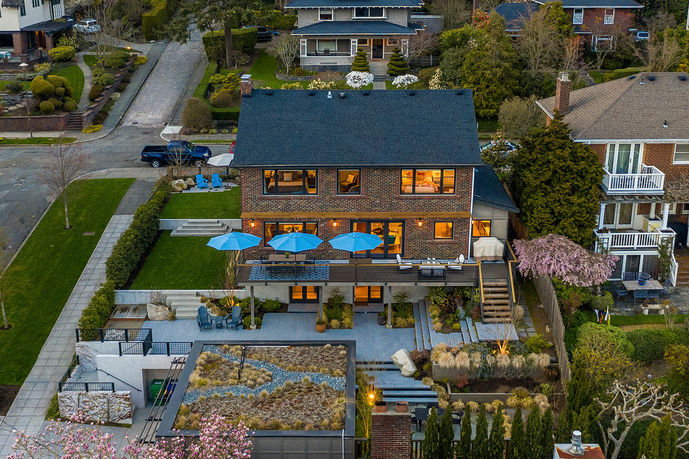 Queen Anne, Seattle / $3,985,000