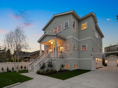 Montlake / Sold for $3,460,000