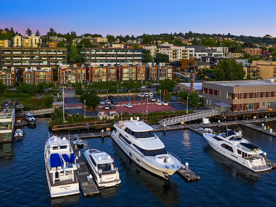 Fairview Lake Union / $2,195,000