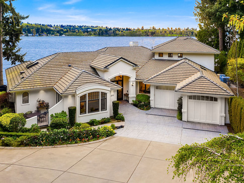 Bellevue Waterfront / Sold for $9,000,000