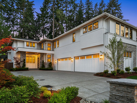 Enatai, Bellevue / Sold for $4,500,000