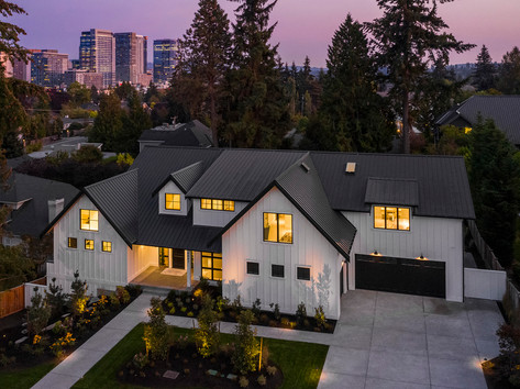 West Bellevue / Sold for $6,350,000