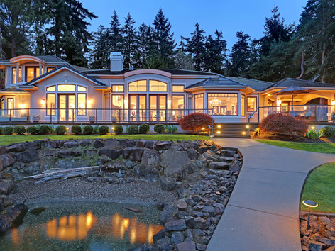 Enatai, Bellevue / Sold for $6,598,000