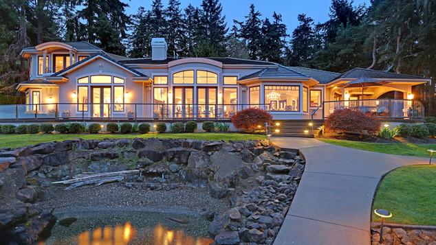 Enatai, Bellevue / Sold for $6,598,000