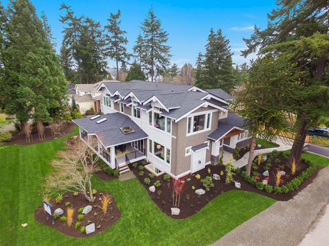 Mercer Island / Sold for $3,400,000
