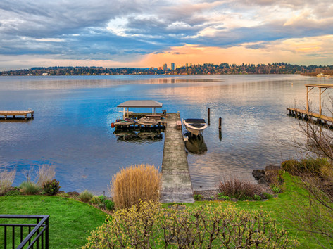 Mercer Island / Sold for $4,200,000