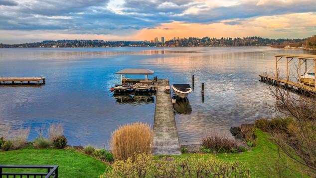 Mercer Island / Sold for $4,200,000