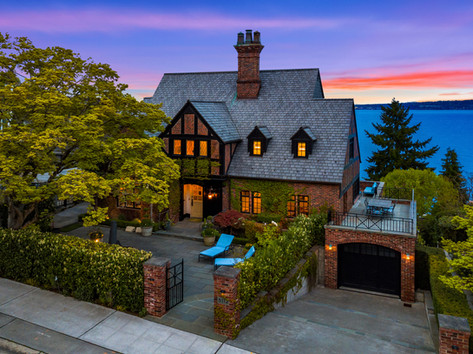 Laurelhurst / Sold for $7,445,000