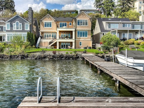 Laurelhurst / Sold for $7,255,000