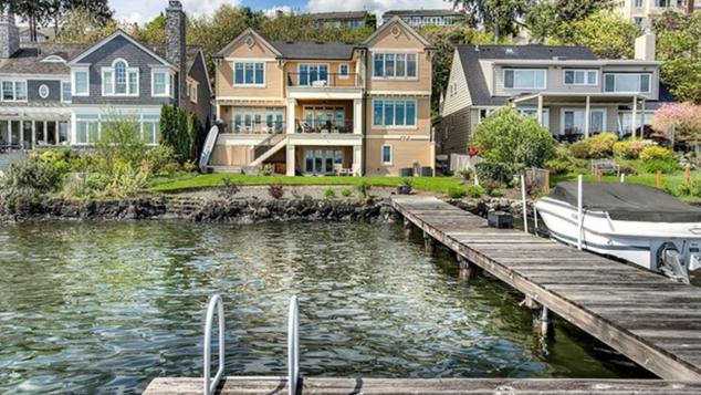Laurelhurst / Sold for $7,255,000
