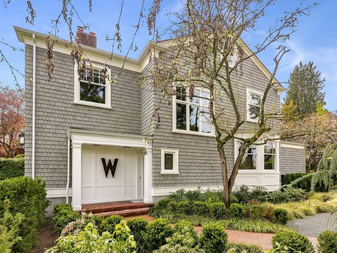 Washington Park / Sold for $6,895,000