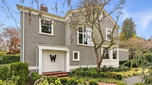 Washington Park / Sold for $6,895,000
