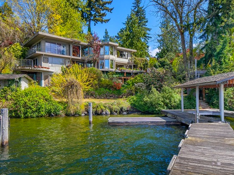 Enatai, Bellevue / Sold for $2,913,000