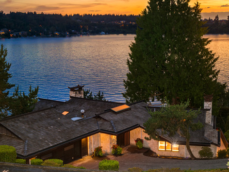 Enatai, Bellevue / Sold for $5,500,000