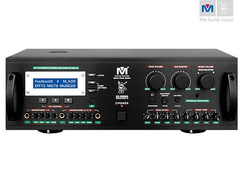 Better Music Builder » DX-288 G3 900Watts CPU Integrated Mixing Amplifie