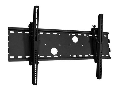 Tilt Wall Mount for Extra Large 37 - 70 inch TVs 165 lbs Black