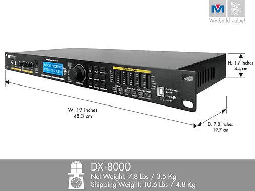 Better Music Builder » DX-8000 High Quality CPU Mixer